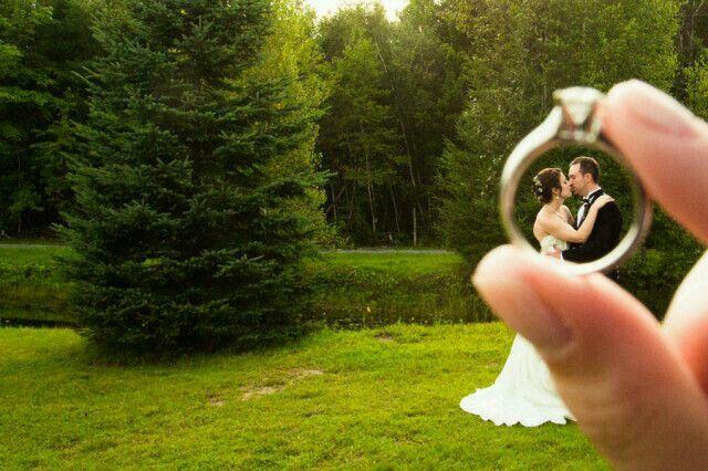Wedding shot - Bride and Groom