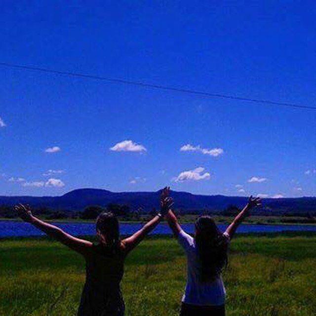 afscanda.org  Rayon de soleil du Paraguay Sun from Paraguay  #exchangestudent #friends #travel #changemaker #paraguay #AFSeffect