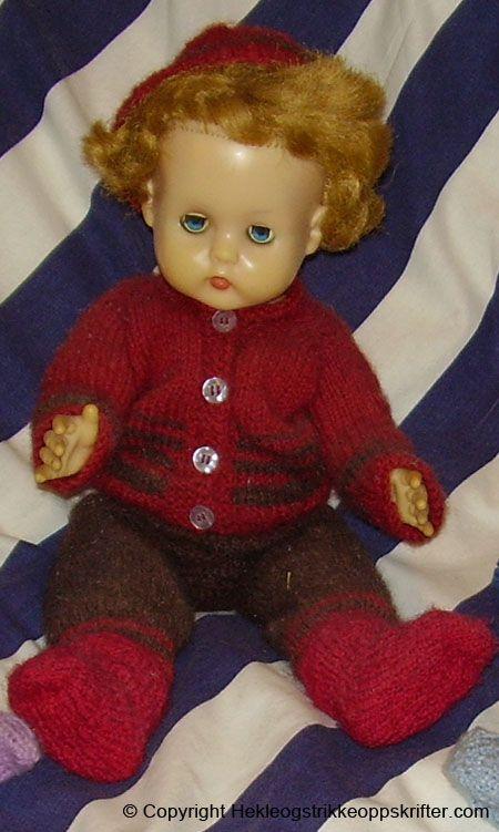 Bilderesultat for sy dukkeklær