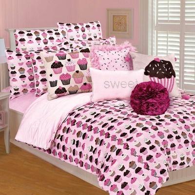 Thro Cupcakes Bedding Collection