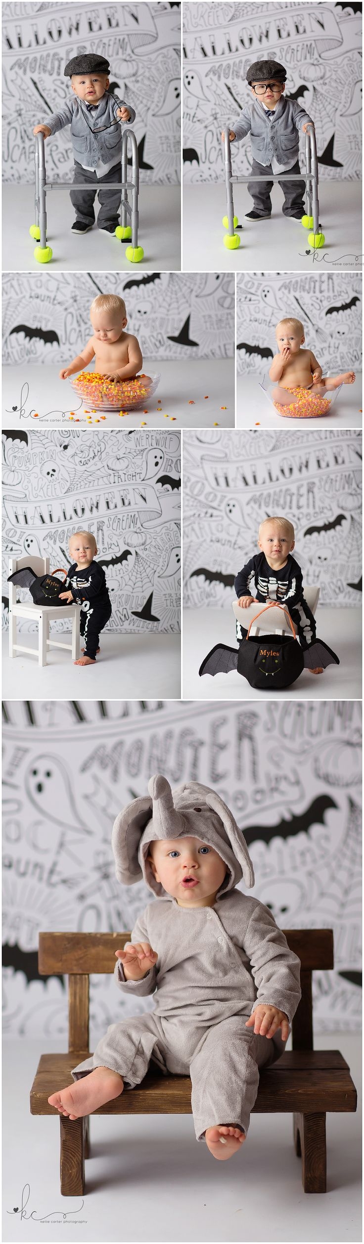 Kellie Carter Photography Halloween Mini Session