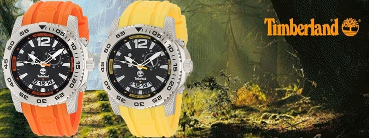 TIMBERLAND Watches! For everyone who really loves the outdoors!!! Δείτε ολόκληρη τη συλλογή εδώ: http://www.oroloi.gr/index.php?cPath=596