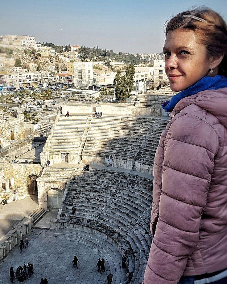 Video tour of Amman, Jordan