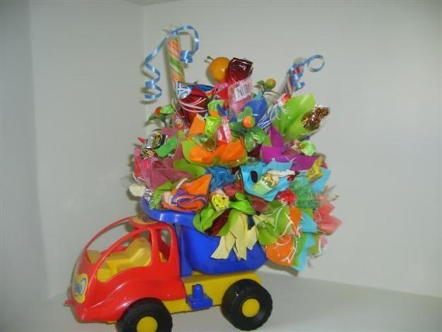 машина с конфетами