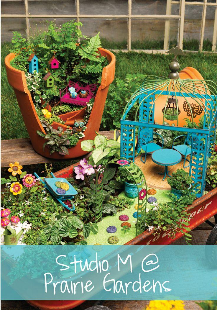 44 Best Fairy Gardening Images On Pinterest Prairie Garden Fairy Gardening And Miniature