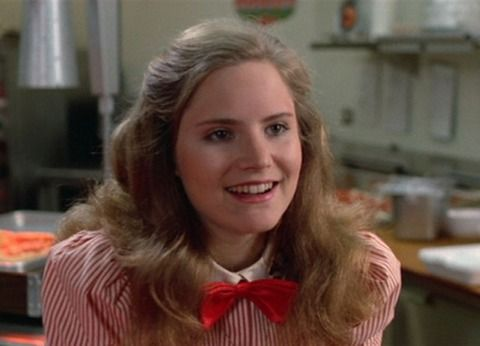 Jennifer Jason Leigh played sophomore Stacy Hamilton in ...