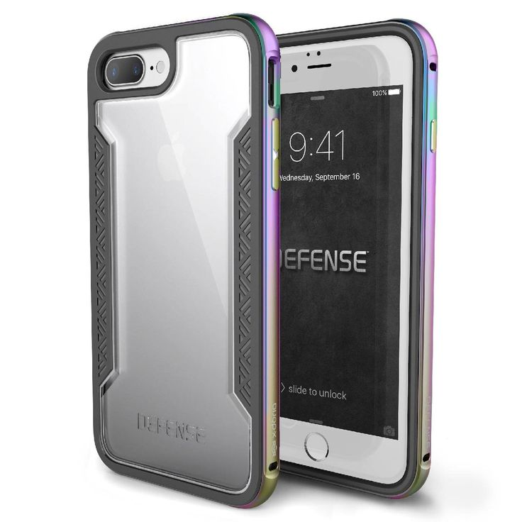 iPhone 7 Plus Case Defense Shield Series
