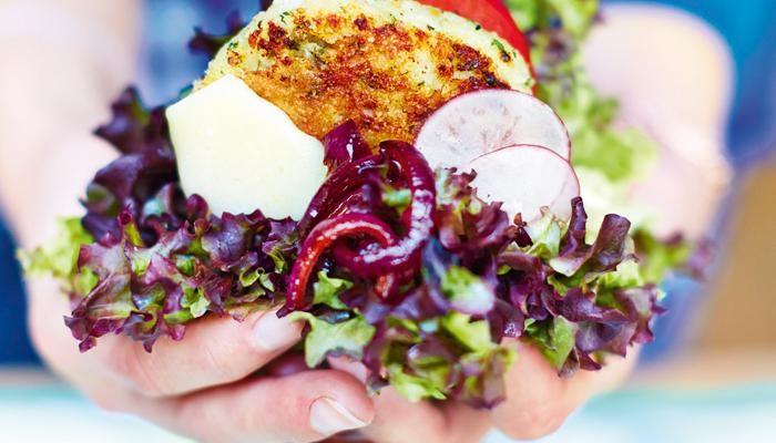 Cauliflower Cheeseburgers   The Splendid Table
