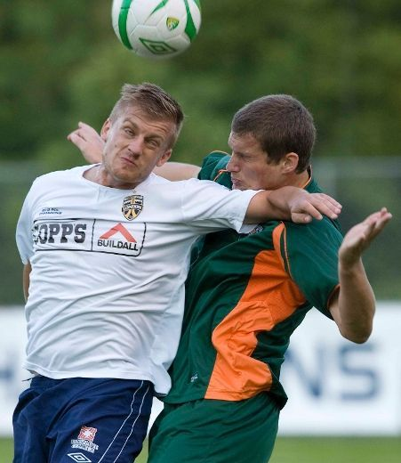 Revved up FC London hits the Lynx | Soccer | Sports | The London Free Press