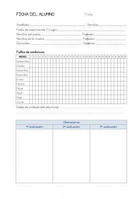Cuaderno Personal de Trabajo 2013-2014 Editable - Orientacion Andujar