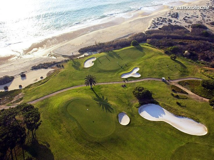 The Ocean Golf Course, Vale do Lobo, Algarve
