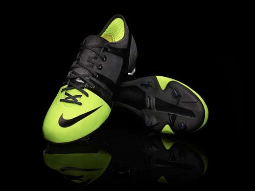 Green Speed, a chuteira ecológica da Nike.