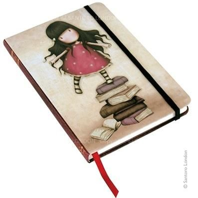 Gorjuss Hardcover Notebook - New Heights
