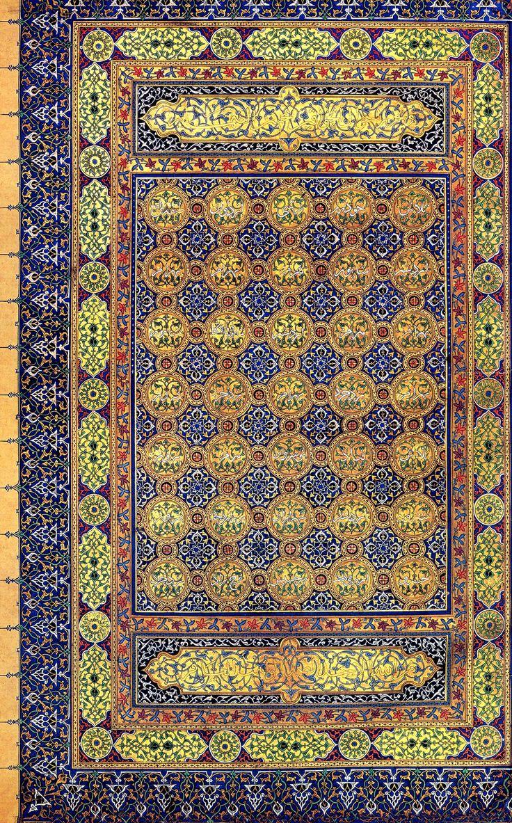 Shâhnâmeh de Baysonqori - 1429 Iran