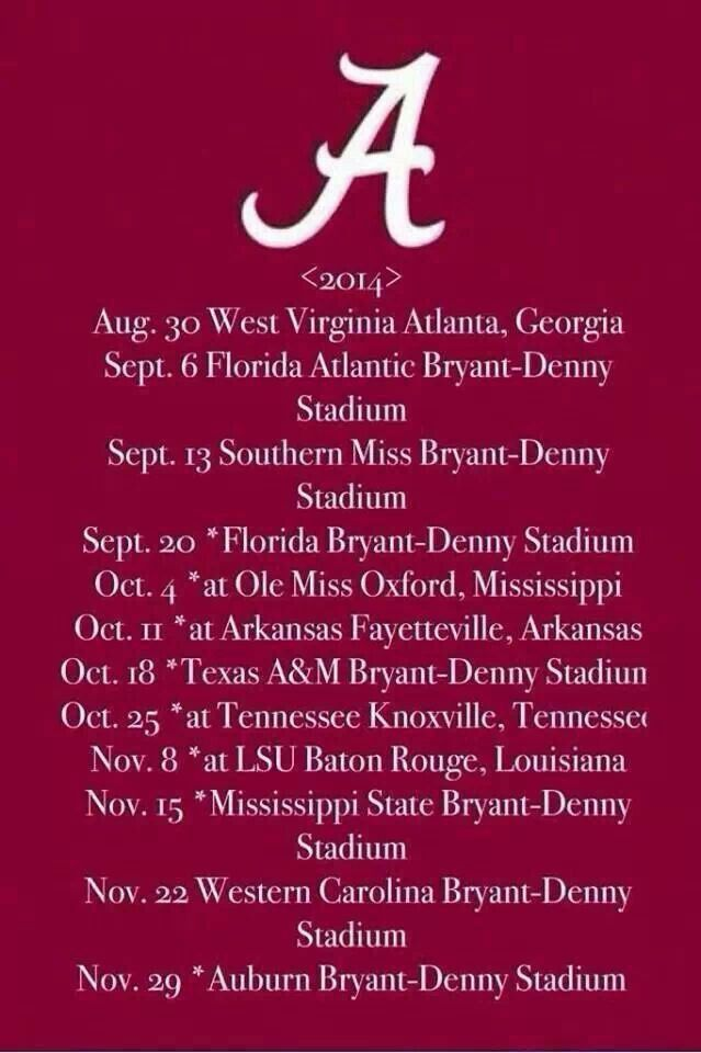 Alabama football roll tide roll