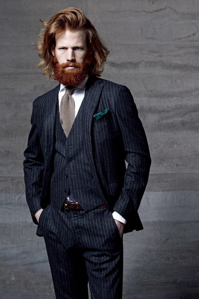 Surprising 1000 Images About My Love Of Beards On Pinterest Short Hairstyles Gunalazisus