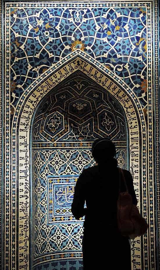 Islã é tema de mostra no Museu Metropolitano de Arte de Nova York                                                                                                                                                      Mais