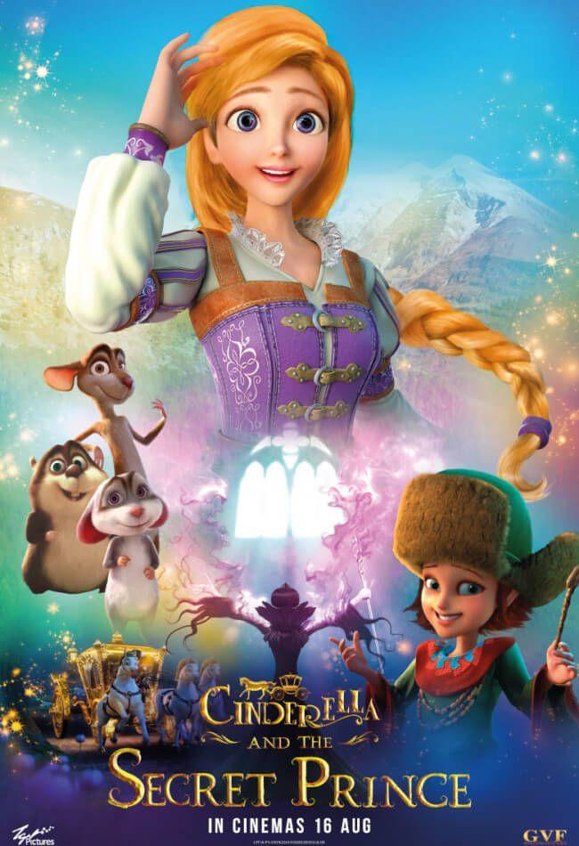 Cinderella And The Secret Prince 2018 Prince Poster A Cinderella Story Cinderella