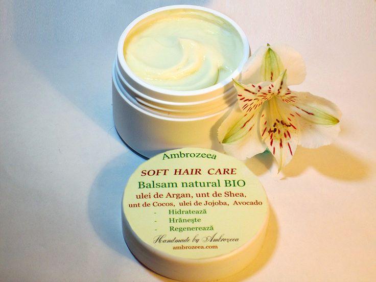 Balsamul natural SOFT ZEEA HAIReste un adevărat elixir vegetal natural cuulei de Arganpentru părul uscat, pentru părul creţ, aspru şi rebel şi pentru părul degradat şi ars în urma tratamentelor chimice de încreţiere (permanent), întindere cu placa, vopsirea şi decolorarea chimică a sa. Poate fi folosit fie pe părul uşor umed după spălare sau între spălări