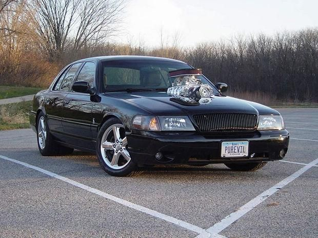 Mercury Grand Marquis Custom