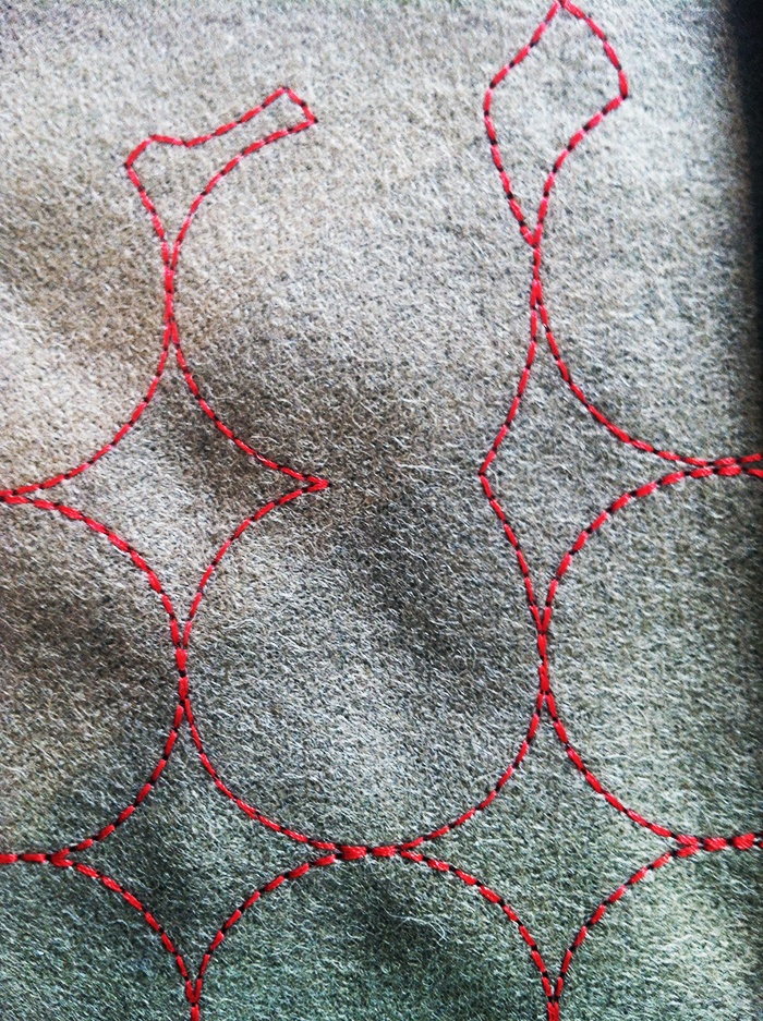 Kvadrat Maharam Fabric.