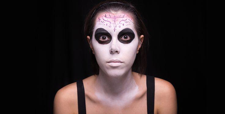 Come truccarsi ad Halloween 2015 - SugarSkull - Step 3
