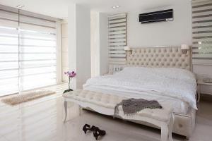 designed bed room from vilon.co.il