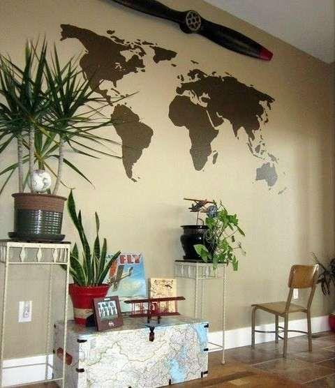Tutti gli stencil per le pareti consigliati da Design Mag per ogni ...