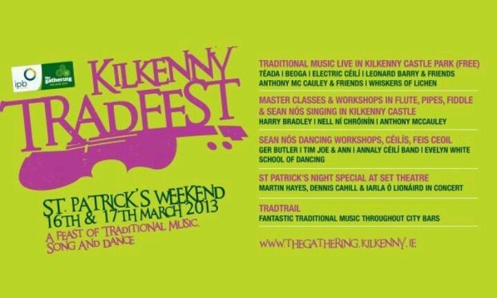 Kilkenny Tradfest