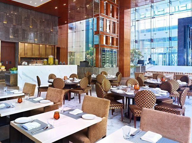 Latitude - the most buzzing all-day dining restaurant. #Latitude #Restaurant #MultiCuisine #Gurgaon http://www.vivantabytaj.com/gurgaon
