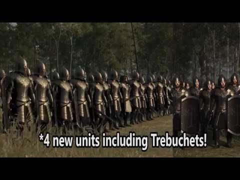 Total War: Rise of Mordor (Attila Mod) has had a small update to its Closed Alpha