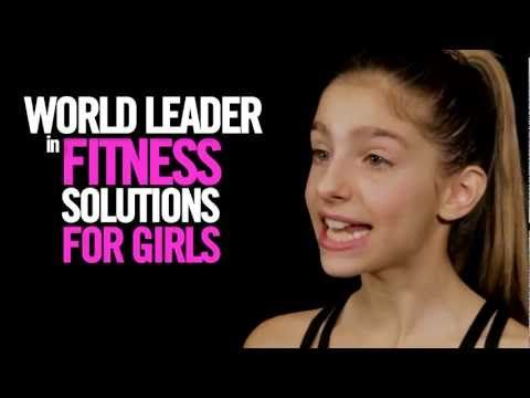 ▶ Power Girl Fitness - TIME CRUNCH - 10 Minute TOTAL BODY Workout - YouTube