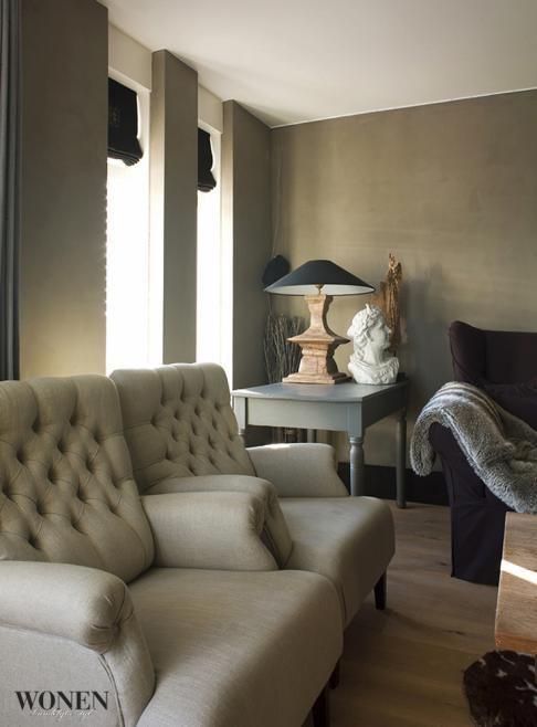 Landelijk interieur interieur pinterest chairs for Interieur landelijk