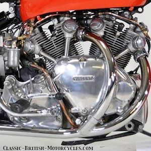 The Art Of Vincent Motorcycle Engine A 360 Degree Tour Black Shadow