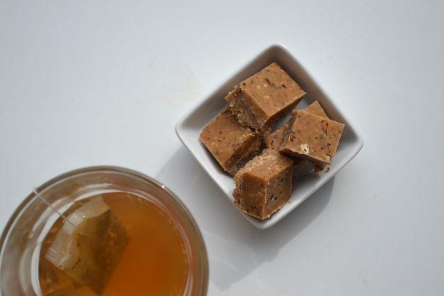 Suikervrije Fudge met Pindakaas