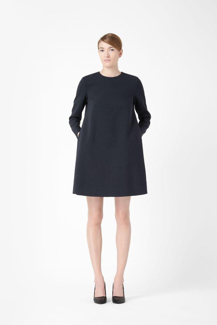 Sucker for a simple A-line dress