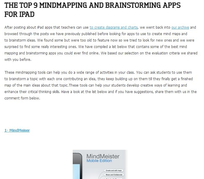 The 25+ best Mind mapping apps free ideas on Pinterest Mind map - how to create evaluation form