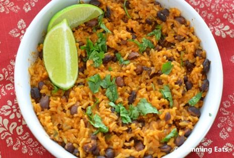 Mexican Rice | Slimming Eats - Slimming World Recipes - love this but swap 2 jalapenos for a jar of pickled jalapenos