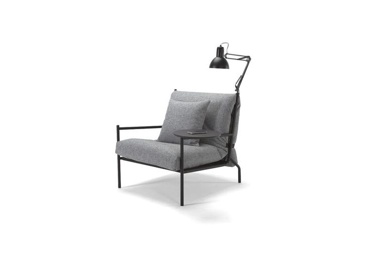 Noir (slaap)stoel van Innovation Living www.innostore.nl