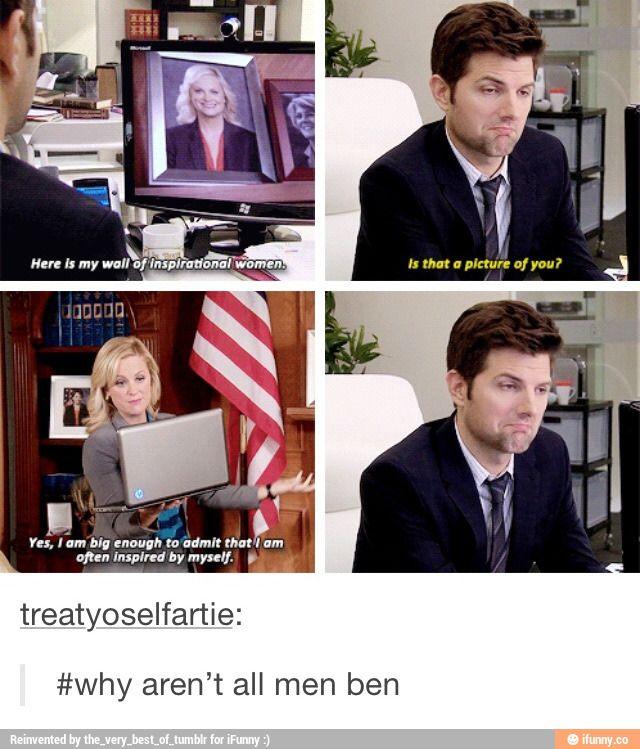 Ben Wyatt for president