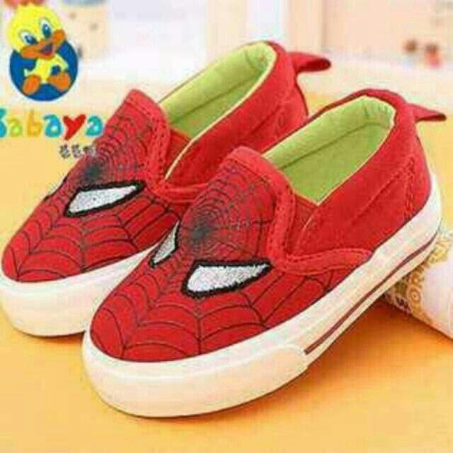 Temukan dan dapatkan Sepatu Anak Kasual Spiderman Import hanya Rp 115.000 di Shopee sekarang juga! http://shopee.co.id/sistalolly/72173520 #ShopeeID