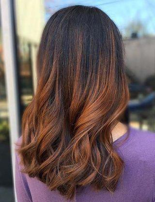 30 Best Highlight Ideas For Dark Brown Hair