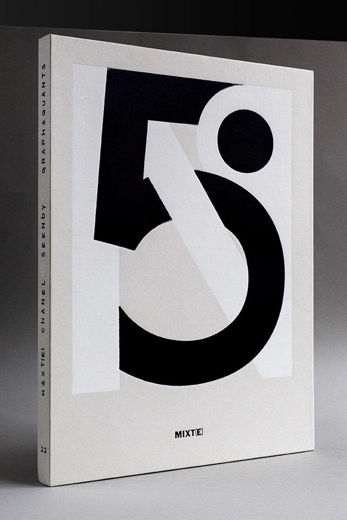 © Les Graphiquants — Mixt(e) Collector N°12 — Réinterprètation de l'univers du N°5 de Chanel pour le nouveau coffret collector de Mixt(e).