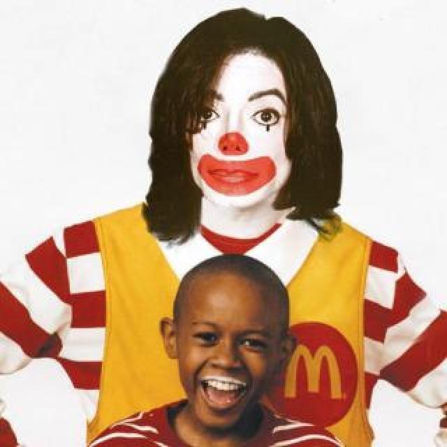 Michael Jackson Fast Food