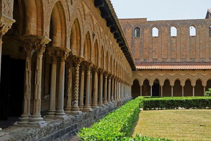 Palerme arabo-normande et les cathédrales de Cefalú et Monreale en Italie : Unesco : les derniers sites inscrits sur la liste du Patrimoine mondial - Linternaute