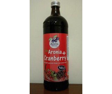 Suc bio de Aronia si merisoare, perfect pentru cresterea imunitatii