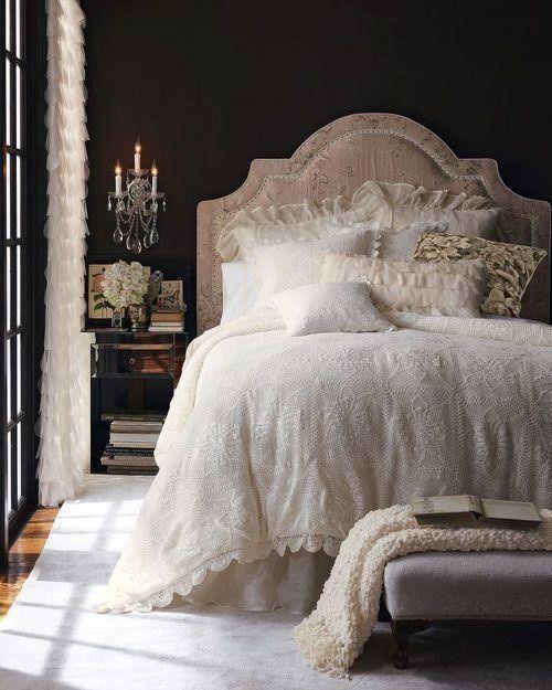 как выбрать ковер для спальни