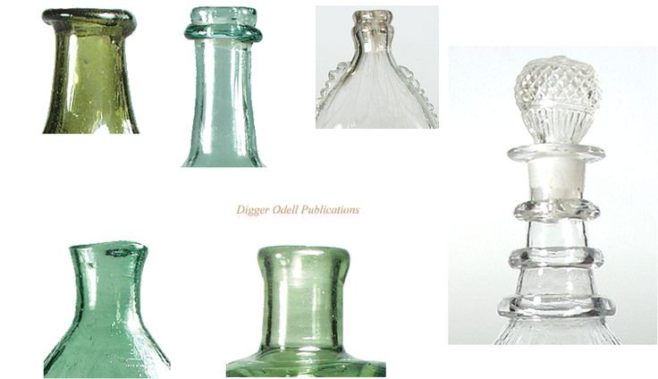 Hat Are The Most Valuable American Blown Glass Bottles Antique Glass Bottles Old Glass Bottles Antique Bottles