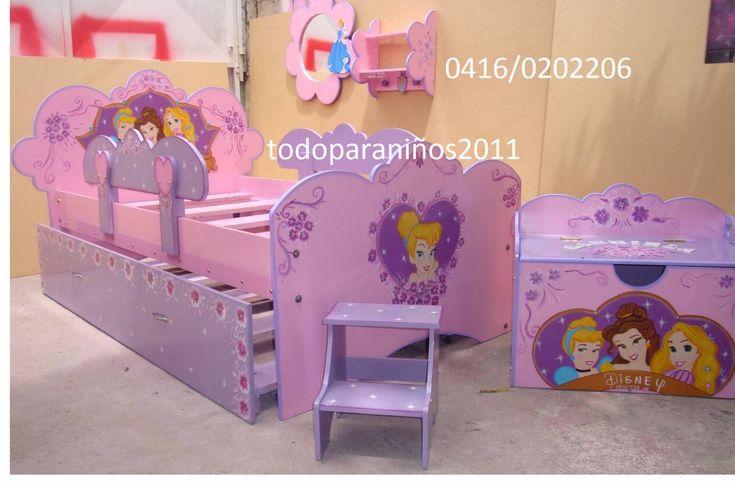18 best images about muebles infantiles on pinterest - Camas para ninas ...