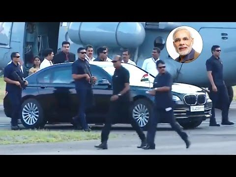 Narendra Modi SPG Security VIDEO | Prime Minister Of India | Latest Video The Special Protection Group (SPG) is an armed force of the Union for providing proximate security to the Prime Minister of India. Over 500 men of the Special Protection Group (SPG) deployed to guard Narendra Modi. Modi...